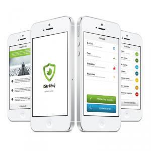 iStrážný - mobilní aplikace pro iOS a Android 2